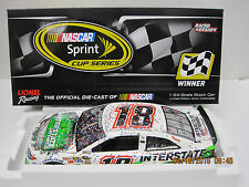 KYLE BUSCH #18 2014 INTERSTATE BATTERIES CALIFORNIA WIN 1/24