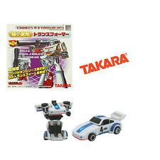 TAKARA WORLD'S SMALLEST TRANSFORMERS Meister (Jazz) *BRAND NEW*