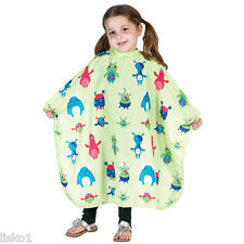 Betty Dain 400 Aliens Kids Styling Hair cutting Cloth cape Snap closure