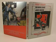 STEELBOOK North by Northwest Lightly Used Blu-Ray Region All