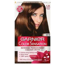 Garnier Color Sensation 4.30 Misterioso Brown Color Crema