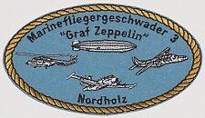 """Aufnäher Patch Marine MFG 3 """"Graf Zeppelin"""" Nordholz .........A4809"""