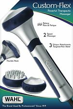 NEW Wahl 4296 Deluxe Wand Full-size Therapeutic Massager Body Massge