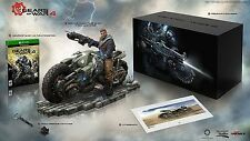 NEW Gears of War 4 Collectors Edition Outsider Variant Xbox One Ultimate Edition
