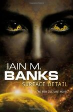 Surface Detail By Iain M. Banks. 9781841498935