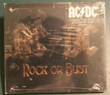 BRAND NEW CD AC/DC  ROCK OR BUST 11 TRACKS  SEALED
