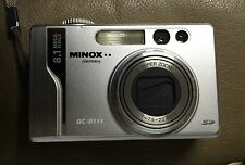 Minox DC 8111 8.1 MP Camera In Excellent Condition - Box, Packing & Receipt