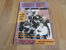 COUNTRY Music People Magazine Nov 1988 / 88 NITTY GRITTY Dirt Band Vol 19 No 11