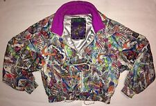Must See Vintage Authentic Killy Sz M 1990s Snowboarding Jacket pullover hood