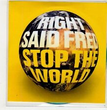 (FF710) Right Said Fred, Stop The World - 2011 DJ CD