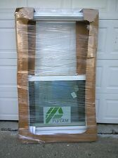 NEW: PlyGem Home Wood DOUBLE-HUNG WINDOW w/ Aluminum Cladding 38x60