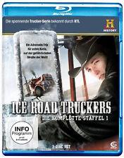 Ice Road Truckeres 1. Staffel Blueray 3-Disc Set  Neu+in Folie (L3-I)