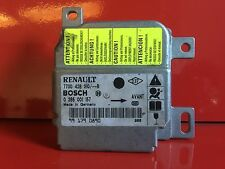 RENAULT CLIO 2 CALCULATEU​​R AIRBAG BOSCH 0285001157 7700428310 B - 7700428310B