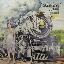 Outlaws(Vinyl LP Gatefold)Lady In Waiting-Arista -ARTY 126-UK-Ex/NM