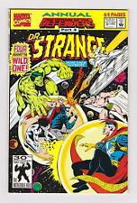 THE RETURN OF THE DEFENDERS (PART 4) ANNUAL #2 DR. STRANGE (NM-)