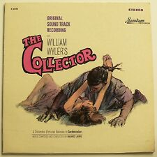 THE COLLECTOR & THE PICNIC - 2 x original soundtrack / OST LP's Maurice Jarre