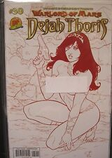 Warlord of Mars Dejah Thoris #30 DF Exclusive Retailer Cover 1/400