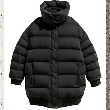 H&M Trend Collection Oversized Down Jacket Puffer Black XSmall