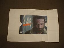 "EDIZIONE limitata Now TV The Walking Dead Rettangolo Federa Rick Grimes 20""x30"""