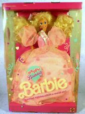 NIB BARBIE DOLL 1990 HAPPY BIRTHDAY