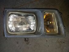Mercedes Benz W126 500SEL 300SD 380SE 420SEL Passenger USA Headlight OEM NICE