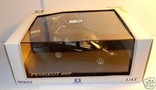 NEUF NOREV PEUGEOT 807 NOIRE 1/43 IN BOX NEUF
