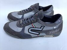 Botticelli Mens Shoes Limited Snearker Grey Suede US 8.5 M EUR 41