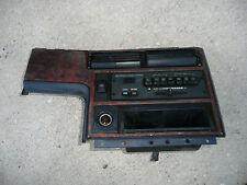 1993 cougar climate control unit