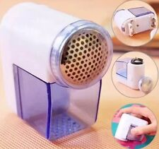 Mini Lint Remover Cordless Battery Operated  Bobble Fabric Clothes Dust Debubler
