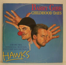 "BARRY GIBB CHILDHOOD DAYS MOONLIGHT MADNESS COVER YOU HAWKS 12"" MAXI SINGLE g650"