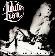 Fight To Survive - White Lion (2014, CD NEUF)