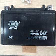 12V YTZ12S Black Battery for Honda VT750C VFR800 VTR1000F VTR1000F Super Hawk