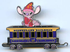 Disney DLP Train Car Angel Stitch Pin