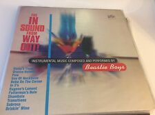 BEASTIE BOYS THE IN SOUND FROM WAY OUT LP