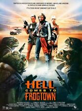 "Hell Comes To Frogtown Roddy Piper Movie Poster Mini 11""X17"""
