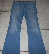 """NWOT MISSES size """"32 X 34""""  7 FOR ALL MANKIND  BOOT CUT JEANS  made in the USA"""