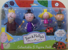 Ben & Holly's Little Kingdom ~ Collectable 5 Figure Pack