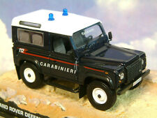 DIECAST 1/43 JAMES BOND 007 CARABINIERI LAND ROVER DEFENDER QUANTUM OF SOLACE