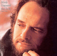 SEALED Two DCC CDs MERLE HAGGARD It's All in the Game, That's the Way Love Goes