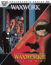 Waxwork 1  2 Double Feature (Blu-ray Disc, 2016, 2-Disc Set)
