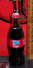 2004 ATHENS GREECE OLYMPICS CANADIAN VERSION 8 OZ COCA - COLA BOTTLE