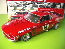 1:18 ALLAN MOFFAT'S COCA-COLA '69 MUSTANG - BRAND NEW IN THE BOX