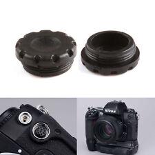 Flash PC Sync Terminal Cap Cover Fr Nikon D810 D800 D800E D4 D700 D200 D300 D100
