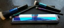 MAC Enchanted Eve gift set limited edition duo fibre brush make up bag fast post