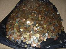 Lote de 50 Monedas Mundiales mixto