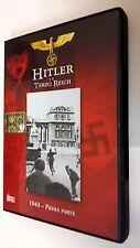 1943 1a parte Seconda Guerra Mondiale - Hitler e il Terzo Reich DVD