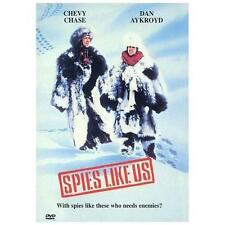 Spies Like Us (Snap Case) DVD, Chevy Chase, Dan Aykroyd, Steve Forrest, Donna Di