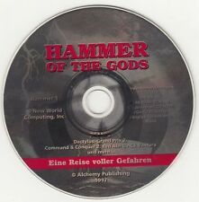 PC DOS: Hammer of the Gods-New World Computing 1994-CD