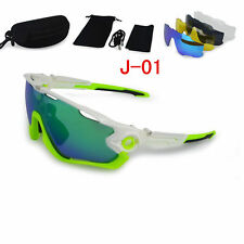 Polairzed Sunglasses Outdoor Bicycle cycling Sunglasses Eyewear 5pcs Lens Sport