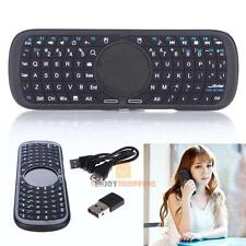 2.4G Mini Wireless QWERTY Keyboard Touchpad Mouse for Android Smart TV Box IPTV